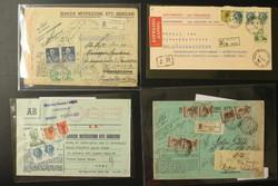 3415: Italien - Briefe Posten