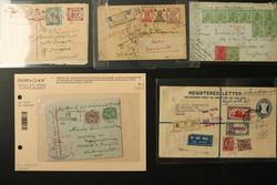 3005: Indien - Briefe Posten