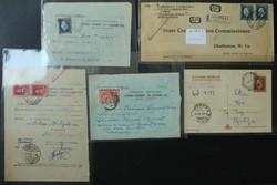 2820: Griechenland - Briefe Posten