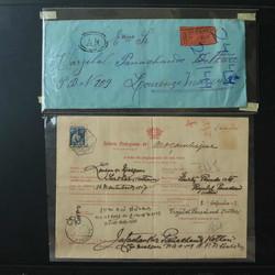 5255: Portugal - Briefe Posten