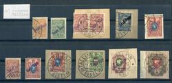 2465: Estland Lokalausgabe Reval - Sammlungen