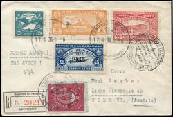 4905: Paraguay - Flugpostmarken
