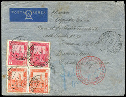 3580: Italian Somaliland - Airmail stamps