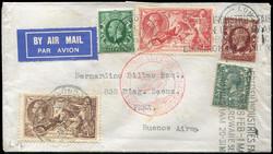 2865: Grossbritannien - Flugpostmarken