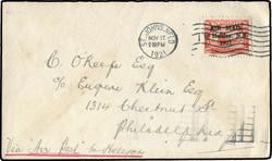 4545: Neufundland - Flugpostmarken
