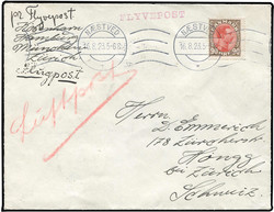 2355: Denmark - Airmail stamps