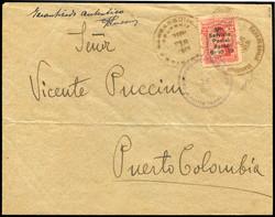 3930: Kolumbien - Flugpostmarken