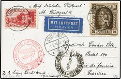 350: Saar - Airmail stamps