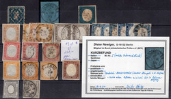 3395: Italien Staaten Sardinien - Sammlungen