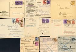 1370190: SBZ Handstempel Bezirk 41 - Briefe Posten