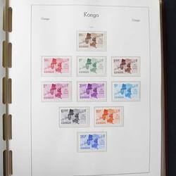 4040: Kongo Kinshasa - Sammlungen