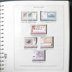 4900: Papua Neuguinea - Sammlungen