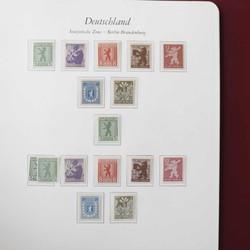 1370: Sowjetische Zone - Sammlungen