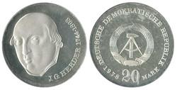 8110: Münzen DDR