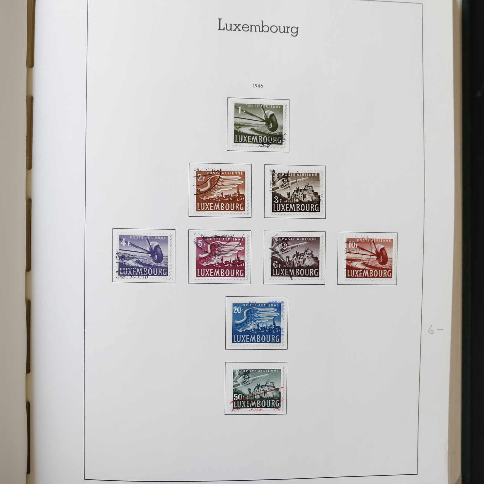 Lot 2448 - COLLECTIONS & ACCUMULATIONS Luxembourg -  Auktionshaus Schlegel 26 Public Auction