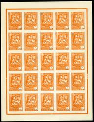 724: Kriegsgefangenenlagerpost - Engros