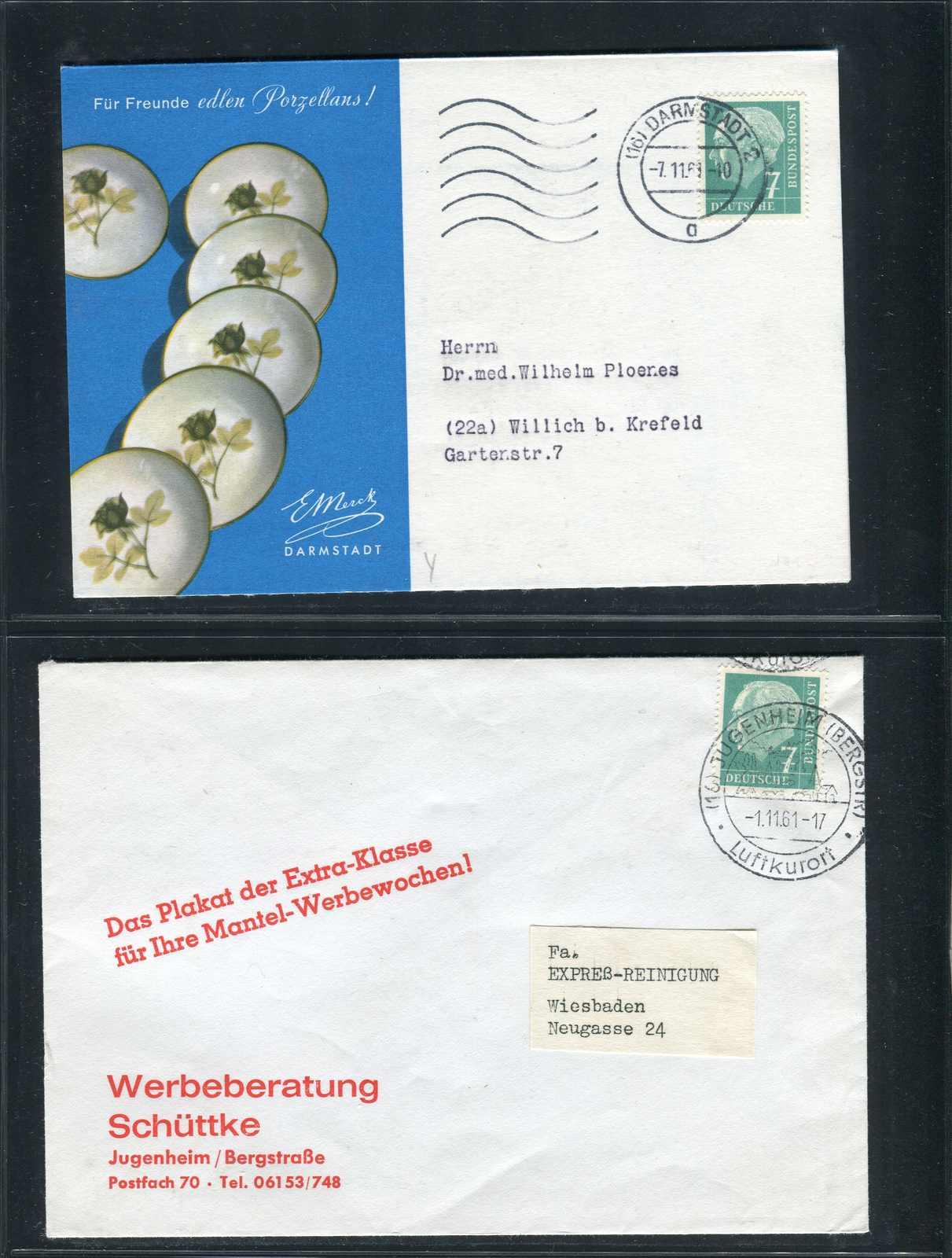 Lot 2033 - COLLECTIONS & ACCUMULATIONS bundesrepublik deutschland -  Auktionshaus Schlegel 26 Public Auction