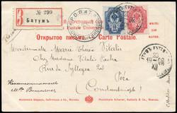 5435: Russland - Besonderheiten