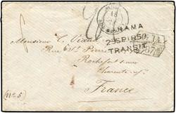 6155: Tahiti - Pre-philately