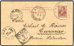 1715: アルゼンチン