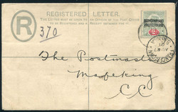 1885: Bechuanaland