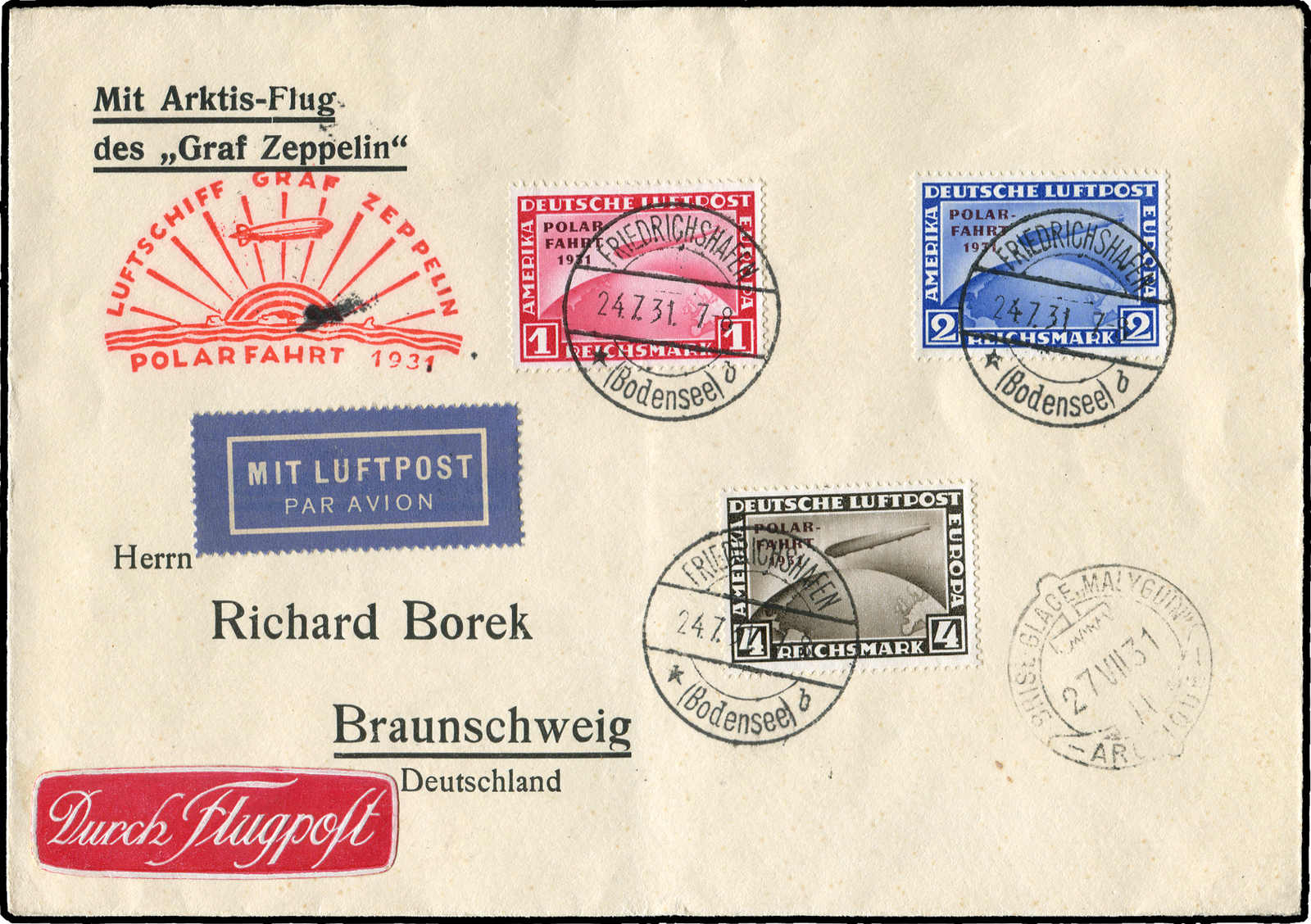 Lot 5907 - Deutsches Reich Deutsches Reich -  Auktionshaus Schlegel 26 Public Auction