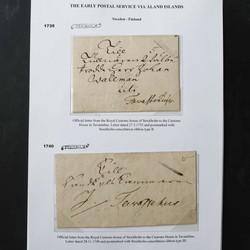 2530: Finnland - Briefe Posten