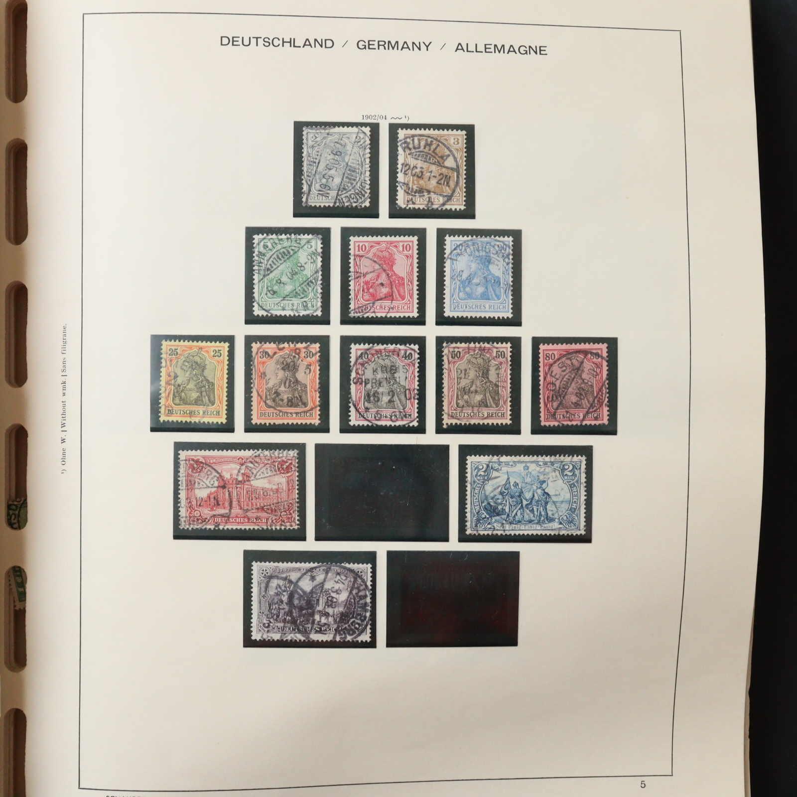 Lot 1239 - COLLECTIONS & ACCUMULATIONS Deutsches Reich -  Auktionshaus Schlegel 26 Public Auction