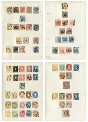 4745: Österreich - Sammlungen