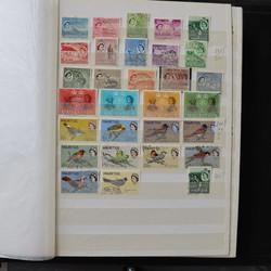7140: Sammlungen und Posten Britisch Commonwealth allgemein