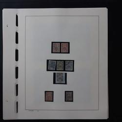 5549: Russland Post in Levante - Sammlungen