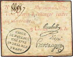8480: Banknoten Europa - Notgeld