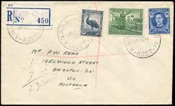 1765: Australia Antarctic Territory