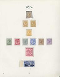 4355: Malta - Sammlungen