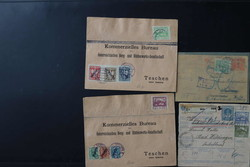 6335: Czechoslovakia - Covers bulk lot
