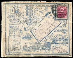 3861: Cap of G. Hope Anglo Boer War