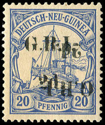 170: German New Guinea British Occupation