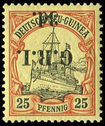 170: Deutsche Kolonien Neuguinea Britische Besetzung