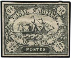 1565: Egypt Suez-Canal company