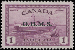 2040: Canada - Official stamps