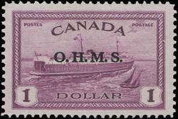 2040: Canada - Dienstmarken