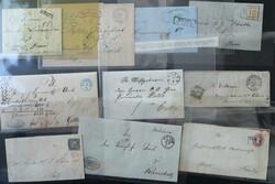 7005: Sammlungen und Posten Altdeutschland