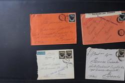 1545: Ägäische Inseln - Briefe Posten