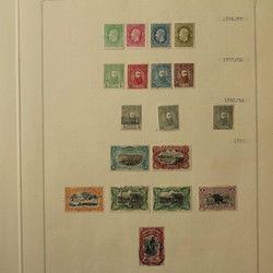 1850: Belgisch Kongo - Sammlungen