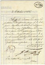 3360: Italien Staaten Kirchenstaat - Vorphilatelie