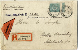 330: Deutsche Abstimmgeb. Schleswig