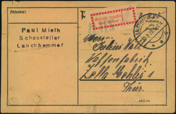 725: German Local Issues 1918-1923