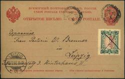 5465: Russland Wendensche Kreispost
