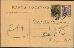 4950: Polen Ausgaben für Ostschlesien