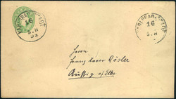 4745: Österreich - Ganzsachen